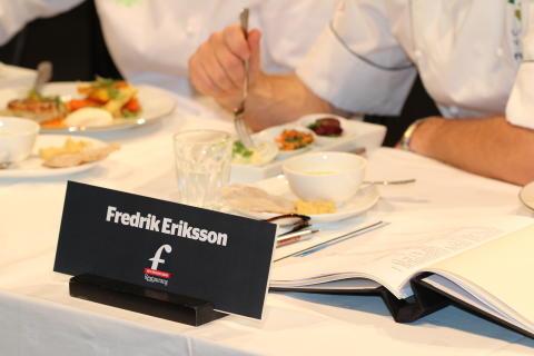 Årets Företagsrestaurang 2012