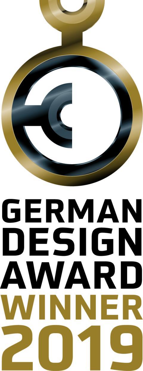 German Design Award Winner 2019 - logo