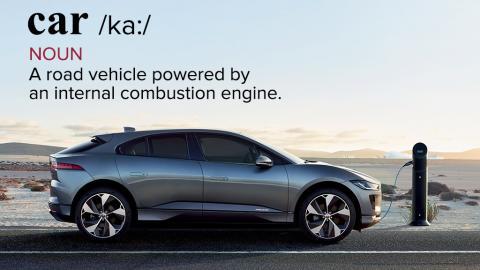 Jaguar vil endre definisjonen av ordet bil