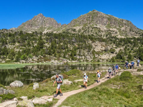 RAMBLERS WALKING HOLIDAYS MAKE THE GRADE FOR  NATIONAL WALKING MONTH