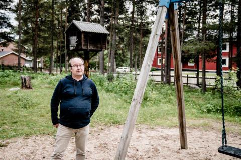 Statens konstråd engagerar välrenommerade multikonstnärerna Joar Nango och Anders Rimpi för ett unikt konstnärligt arbete på nya förskolan Giella i Jokkmokk
