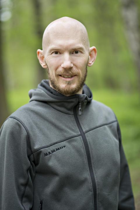 Fredrik Ericsson