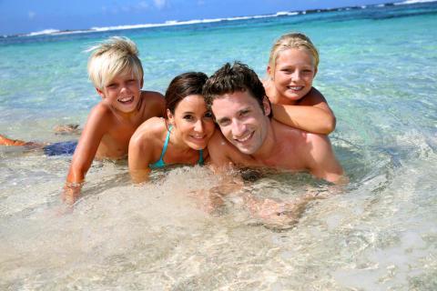 Strand_familie