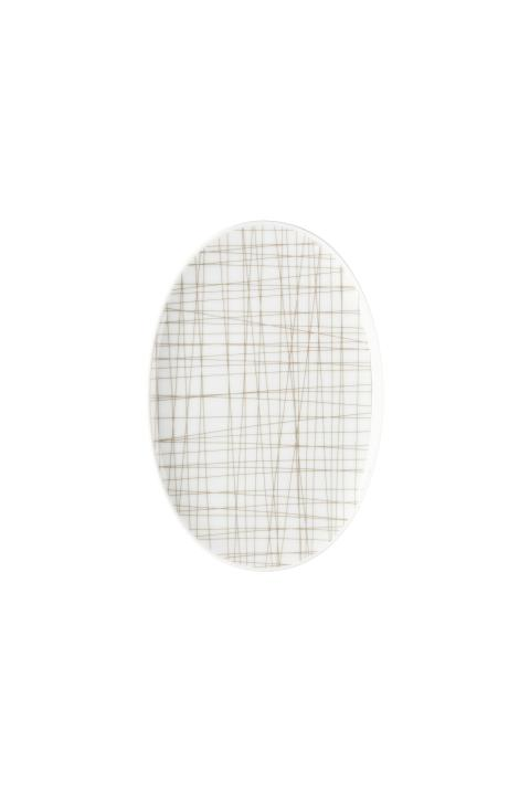 R_Mesh_Line Walnut_Platter 18 cm