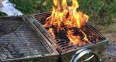Eldningsförbud i Härryda kommun