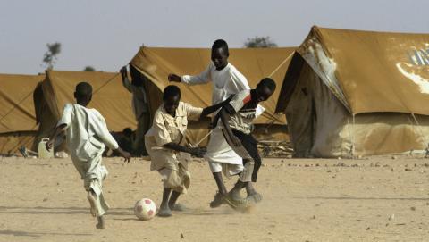 Nytt samarbete mellan Gothia cup och UNICEF