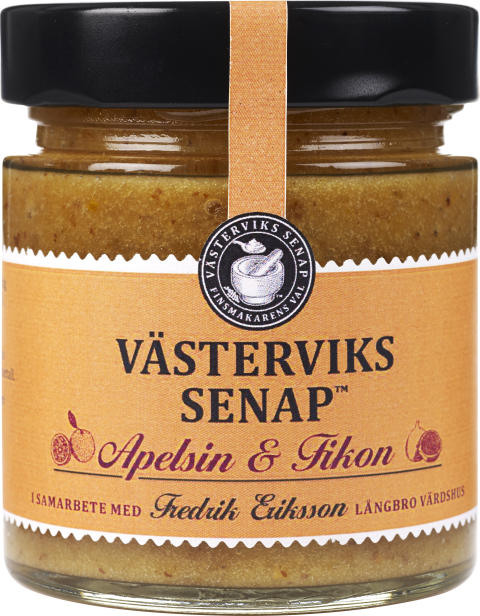 Konsten att sätta smak på en klassisk senap