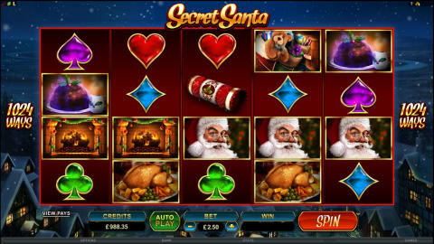Christmas Treats in store at LuckyWinSlots.com