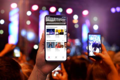 Aarhusianske iværksættere lancerer revolutionerende musikanmelder-app på NorthSide