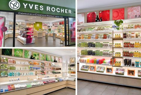 Yves Rocher satsar på Retail