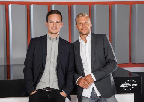 Christopher Kviborg & Johan Arneng