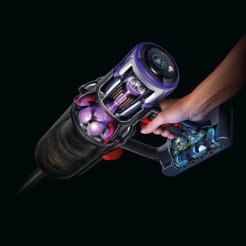 Dyson V11-Cutaway