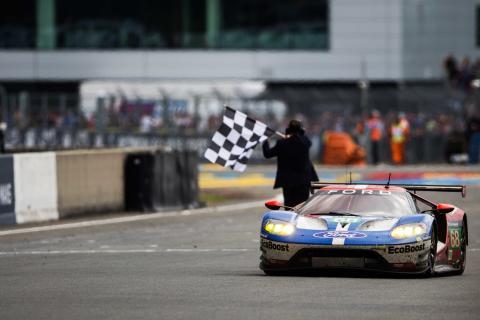 Le Mans winner 2016