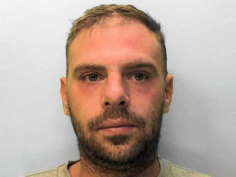 Man who stabbed his partner given 16 years