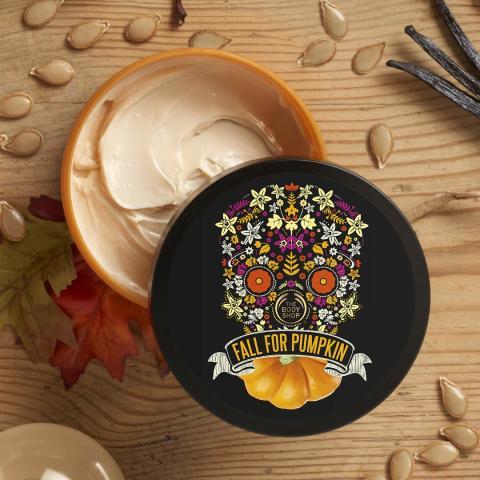 löparskor köp bra bra ut x Vanilla Pumpkin Body Butter - The Body Shop