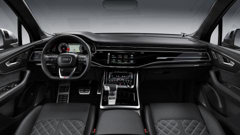 Audi SQ7 TDI (Daytonagrå)