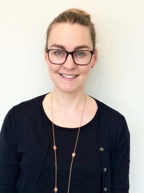 Annie Woube, etnolog och forskare vid Centrum för genusvetenskap, Uppsala universitet
