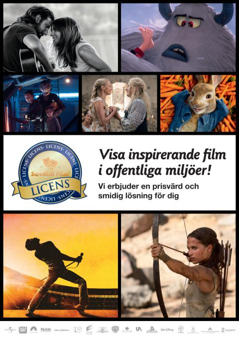 Swedish Film Licens - folder