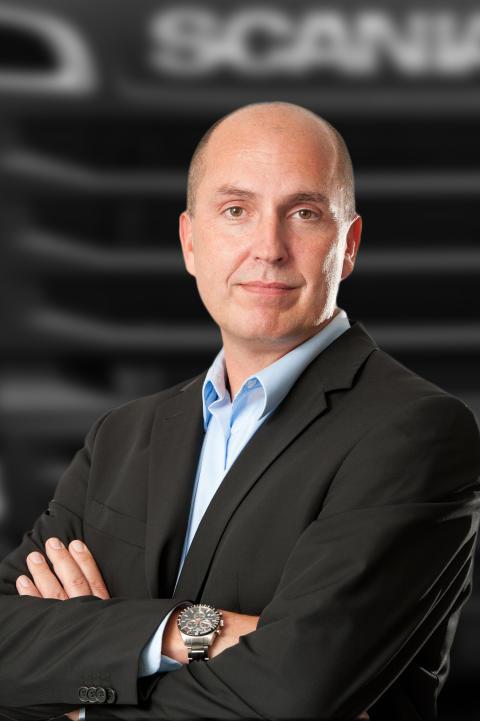 Allan Kiby skifter til Scania Danmark fra DSB