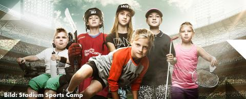 ​Nokas sponsrar Stadium Sports Camp