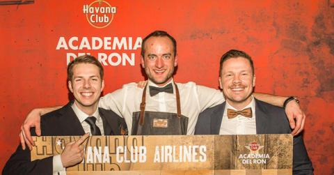 Havana Club International Cocktail Grand Prix 2016 – Marian Krause und Lars Bender mixen für Deutschland auf Kuba