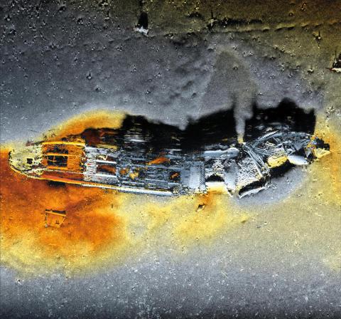 High res image - Kongsberg Maritime - HISAS