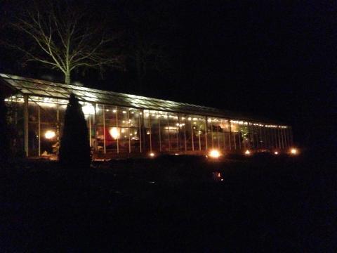 Ljus och Mys på Runnvikens Pensionat