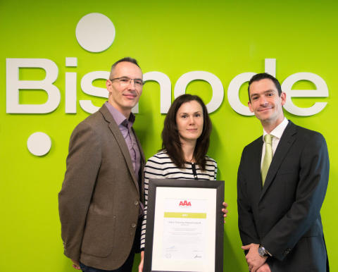 Sigma Technology has Renewed its Highest Rating from Bisnode