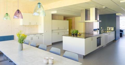 Drammen felleskjøkken, foto Ingrid Aune Westrum