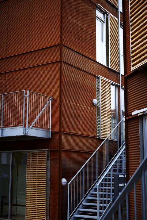 Boligforeningen 3B på årets arkitekturbiennale