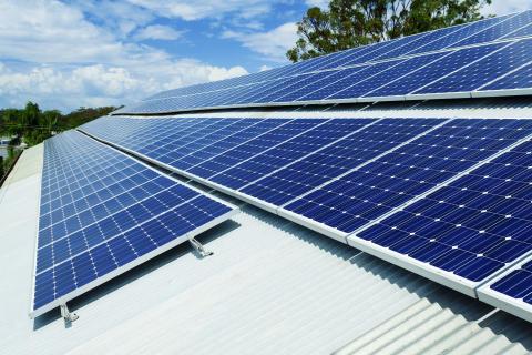 Klimatvänliga solceller ny kategori på Offerta.se