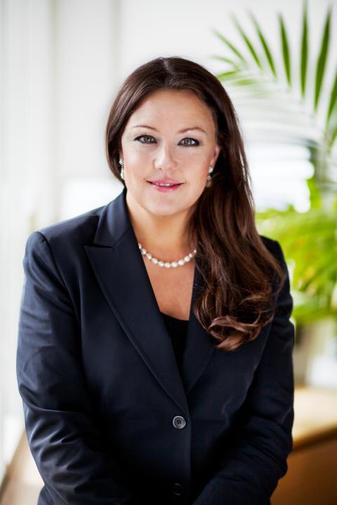 Ulrika Norvenius, kommunikationschef, Öresundskraft