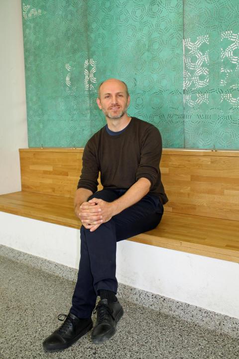 Kunstner Mikkel Wettre