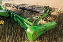 Rekordhurtig omstilling mellem afgrøder
