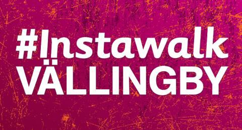 Inbjudan till unik guidad Instawalk i Vällingby!