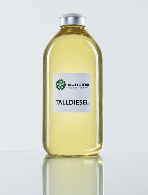 SunPine Talldisel 2018
