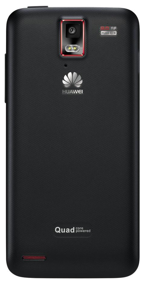 Huawei D1 quad XL baksida