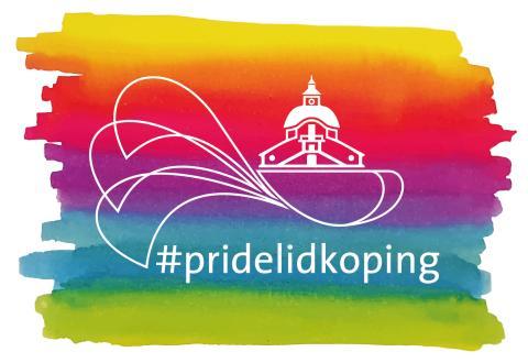Inbjudan till pressträff inför Pride-vecka i Lidköping