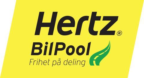 Hertz BilPool logo