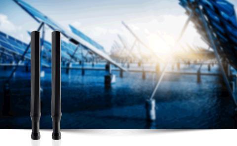 Diskreta antenner för krävande utomhusbruk