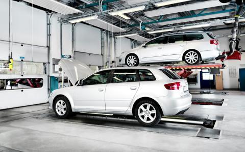 150 000 bilar riskerar körförbud 1 maj
