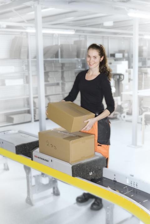 En normal zone udgør typisk pluk til en eller to medarbejdere