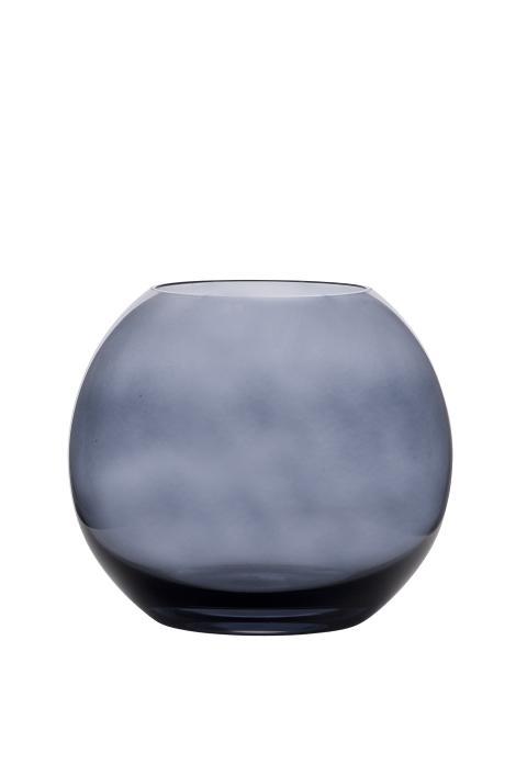 Sans Novo 135 mm blå Hadeland Glassverk