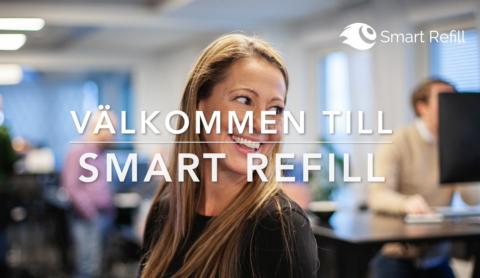 Smart Refill rekryterar (fler) smarta (och trevliga) medarbetare!