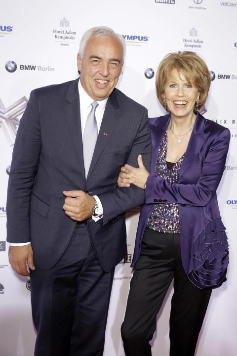 Christa Maar und Hans Reiner Schröder