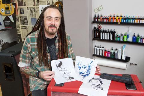 Brotherin mobiilitulostimet nauttivat tatuointiartistien suosiota