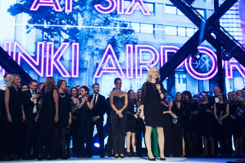 NEW HOTEL OF THE YEAR: Clarion Hotel Helsinki Airport.
