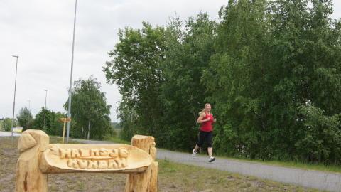 Arlanda motionsspår