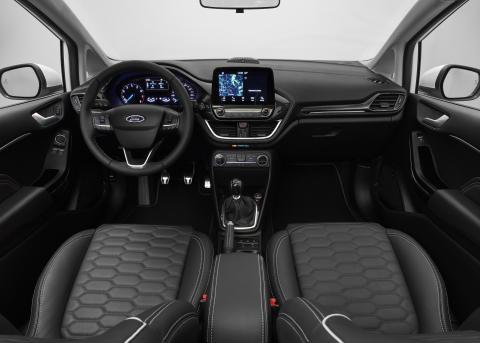 Az új generációs Ford Fiesta, a világ legfejlettebb technológiájú kisautója négy eltérő egyéniségű modellváltozattal érkezik