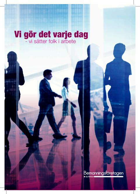 Bemanningsföretagens rapport om integration och arbete presenteras idag
